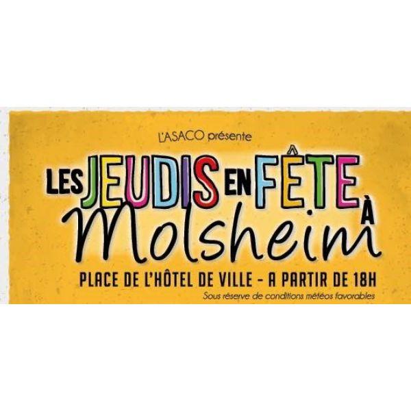 Les Jeudis en Fête 1er Août 2019