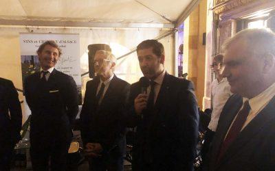 Le Cheval Blanc à Molsheim a soufflé sa première bougie : on y était  !